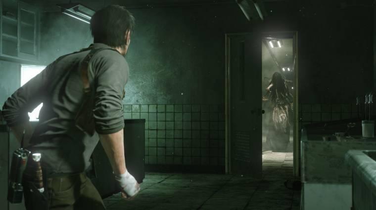 Mikami szívesen kiadná az Evil Within 2-t Switchre is bevezetőkép