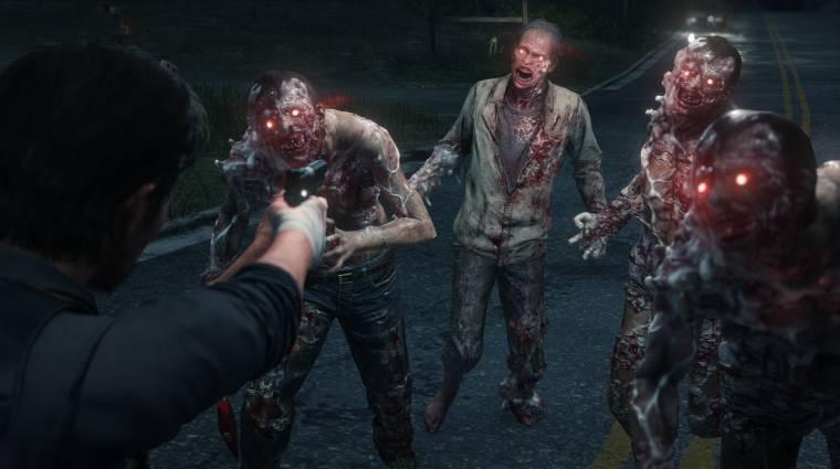 The Evil Within 2 - a legújabb gameplay trailerben az akcióé a főszerep bevezetőkép