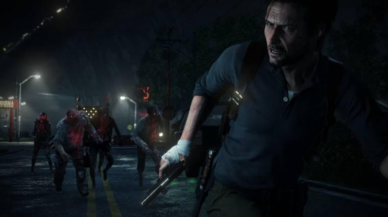 The Evil Within 2 - 34 percnyi játékmenet a Bethesda horrorjából bevezetőkép