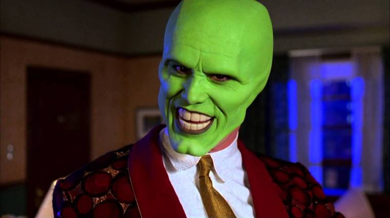 Jim Carrey egy feltétellel vállalná el A Maszk folytatását kép
