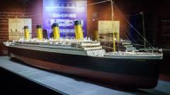 Magyarországra jön a Titanic kiállítás kép