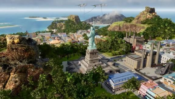 Ingyenes hétvégén fektethetjük le diktatúránk alapjait a Tropico 6-ban kép