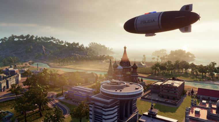 Tropico 6 - végre megvan a konzolos megjelenési dátum is bevezetőkép