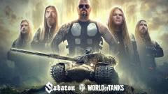 A Sabatonnal zúz a World of Tanks új eseménye kép