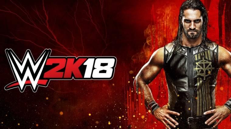 Javított grafikus motorral és sok más újdonsággal érkezik a WWE 2K18 bevezetőkép