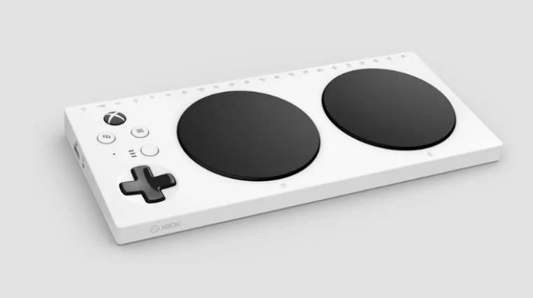 Jöhet a hivatalos, fogyatékkal élők számára készített Xbox kontroller? bevezetőkép