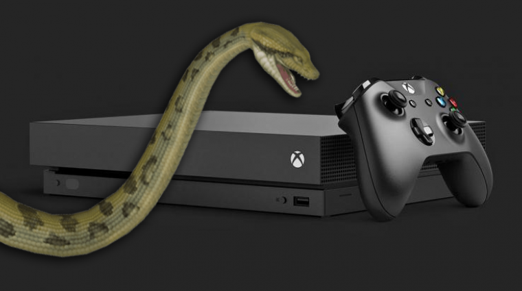 A következő generációs Xbox Anaconda kódnéven fut bevezetőkép