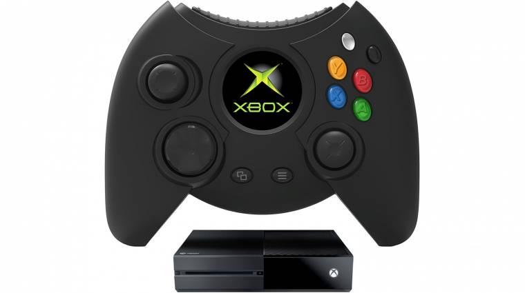 E3 2017 - visszatér a klasszikus Xbox kontroller bevezetőkép