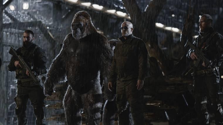 A következő A majmok bolygója mozi a reboot történetét viszi tovább bevezetőkép