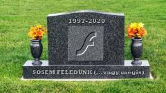 Végre meghal a Flash plugin, emlékezzünk rá szépen! kép