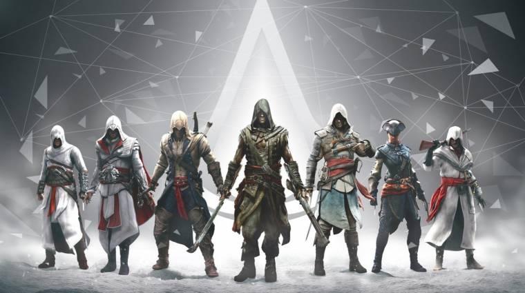 Gamescom 2018 - nem lesz újabb Assassin's Creed 2019-ben bevezetőkép