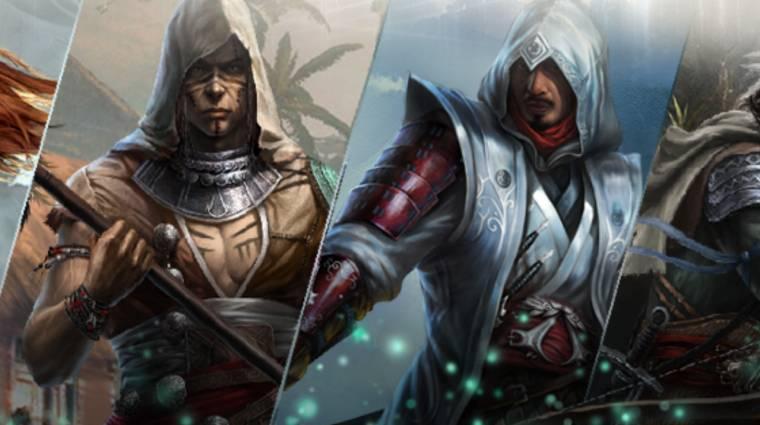 A Valhalla írója szerint a következő Assassin's Creed akár Brazíliában is játszódhatna bevezetőkép