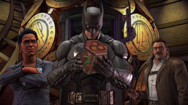 Batman: The Enemy Within tesztek - milyen lett az első epizód? bevezetőkép