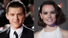 2019-ben érkezik Tom Holland és Daisy Ridley közös filmje kép