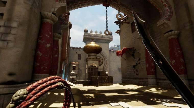 City of Brass - erős Prince of Persia beütéssel jön, azt is tudjuk, mikor bevezetőkép