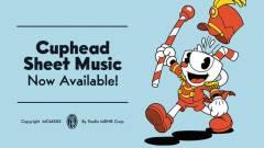 Cuphead - hivatalosan is elérhetőek a játék zenéinek kottái kép