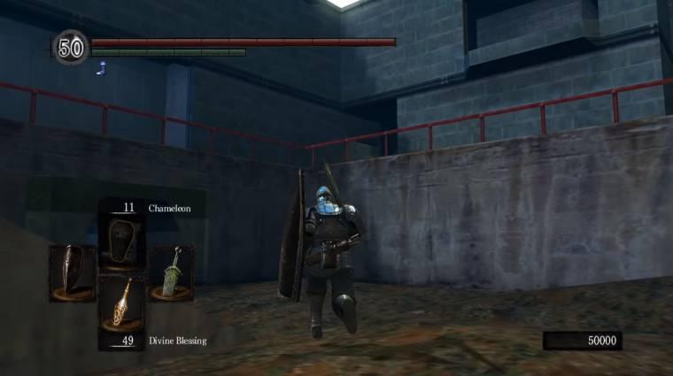 Dark Souls - végre sikerült egyedi pályát rakni a játékba bevezetőkép
