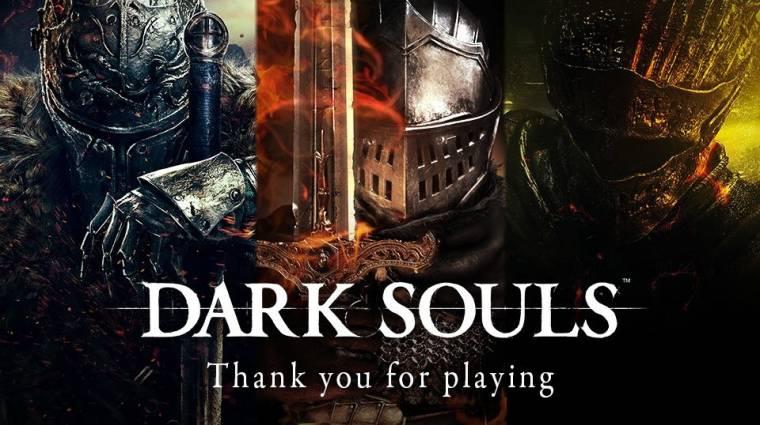 Már 27 millió példányt adtak el összesen a Dark Souls játékokból bevezetőkép
