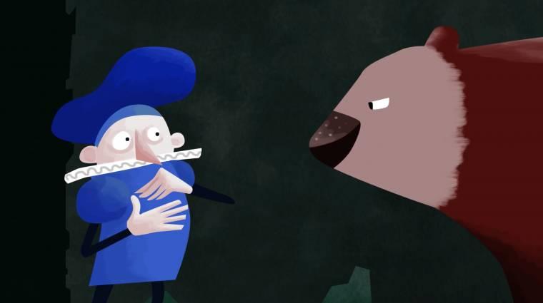 Animációs Dragon Age kisfilm tanítja a gyerkőcöket a bölcsességre bevezetőkép