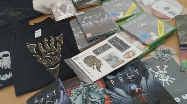 GameStar tábor 2017 - egy halom új videojátékot és relikviát kaphattok a Cenega jóvoltából bevezetőkép