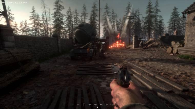 Hell Let Loose - már elérhető a 100 fős, világháborús FPS bevezetőkép