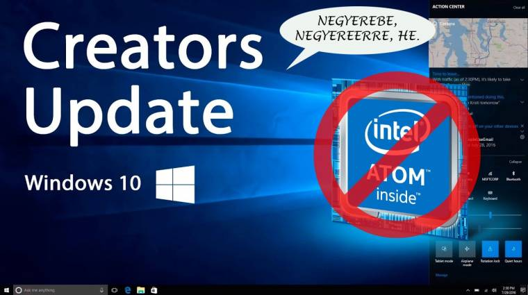 Félig-meddig frissíthető marad a régi PC-ken a Windows 10 kép
