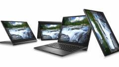 Itt vannak az új, kétfunkciós Dell Latitude PC-k kép