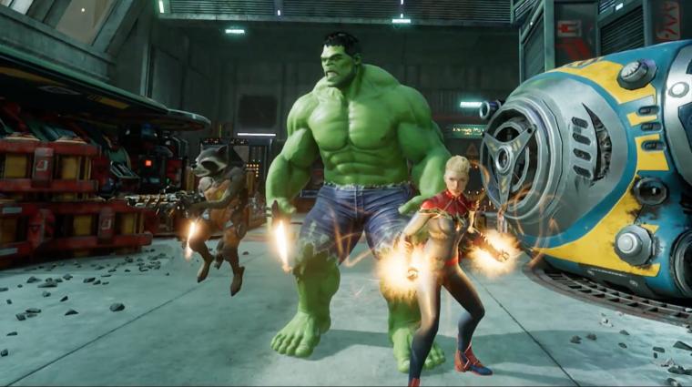Marvel Powers United VR - ilyen lehet Hulk vagy Mordály szerepében bevezetőkép