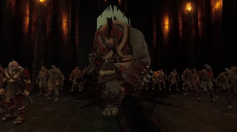 Middle-earth: Shadow of War - bekopogott a Warmonger törzs bevezetőkép
