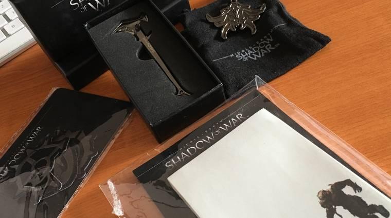 Olyan Middle-earth: Shadow of War relikviákat szerezhettek most meg, hogy azokkal orkot lehetne szelidíteni bevezetőkép