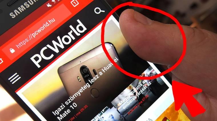 Szavazz: tényleg olyan jó, hogy a mobil kijelzők körül eltűnt a keret? kép