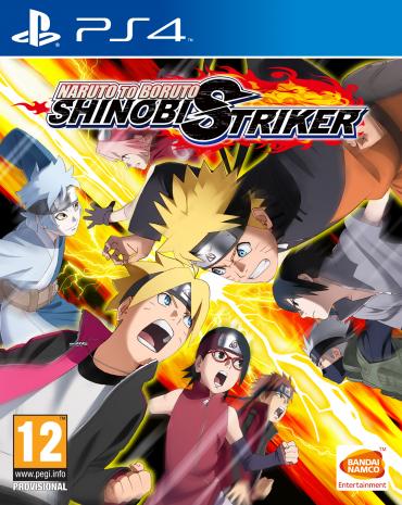 Naruto to Boruto: Shinobi Striker kép