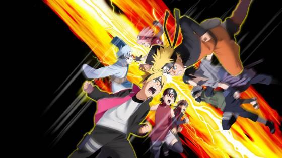 Naruto to Boruto: Shinobi Striker infódoboz