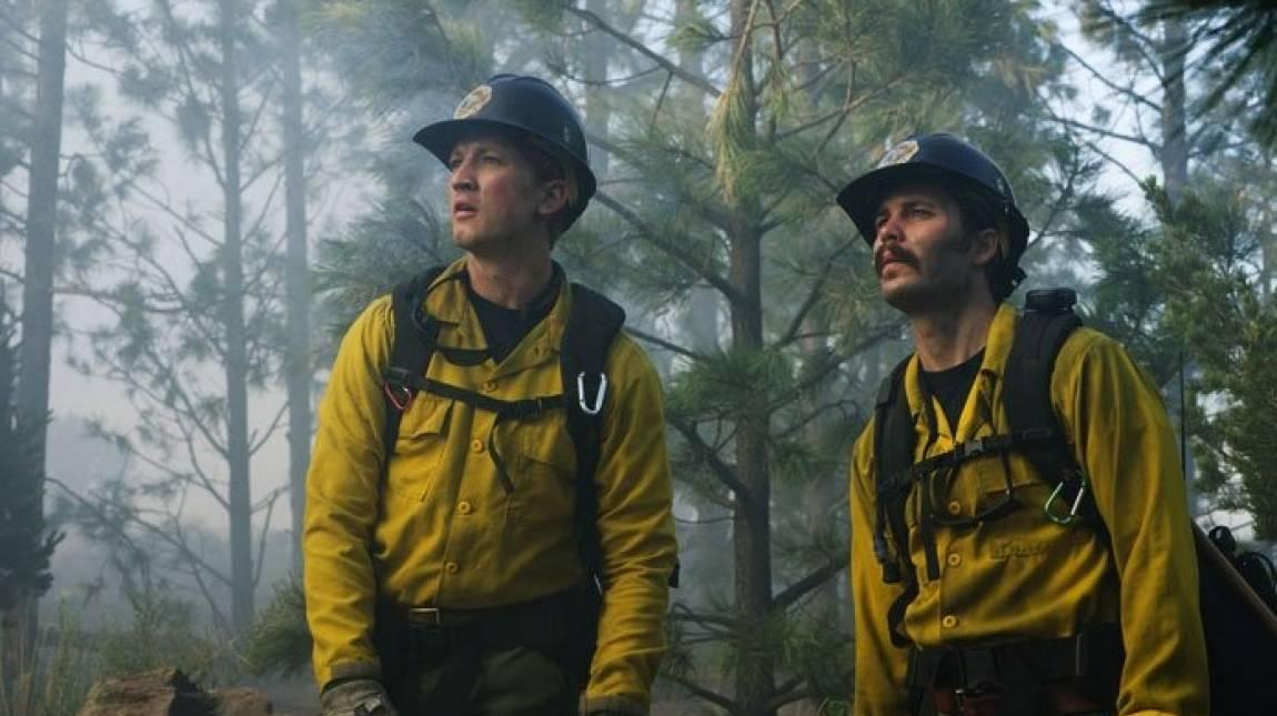 Only The Brave előzetes - a megállíthatatlan erdőtűz kép