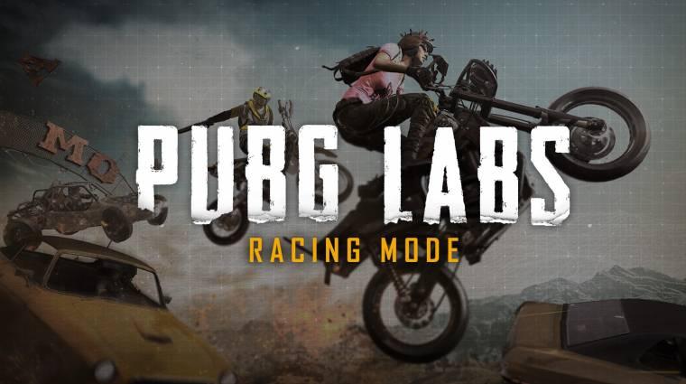 Egy véresebb Mario Kart a PUBG új játékmódja bevezetőkép