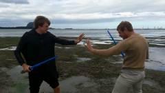 Ez a rajongói Star Wars Episode III egyszerre vicces és borzalmas kép