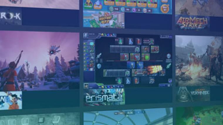 Steam Labs - mostantól jobban láthatjuk, min dolgozik a Valve bevezetőkép