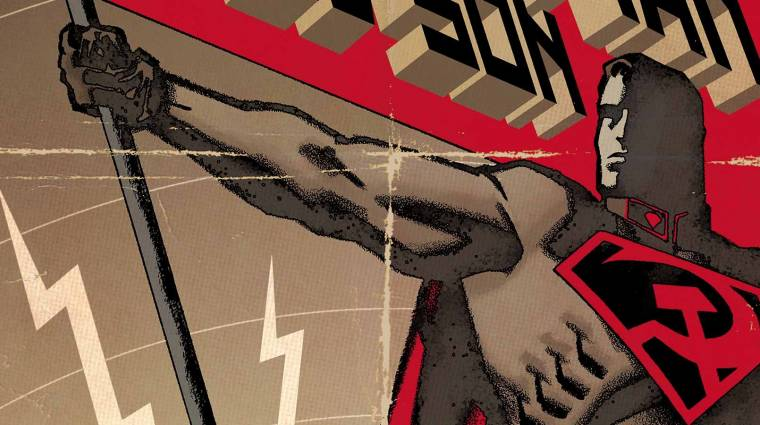 A Superman: Red Son lesz a 2020-ban érkező DC animációs filmek egyike kép