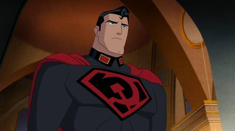 Befutott a kommunista Acélember a Superman: Red Son előzetesében kép