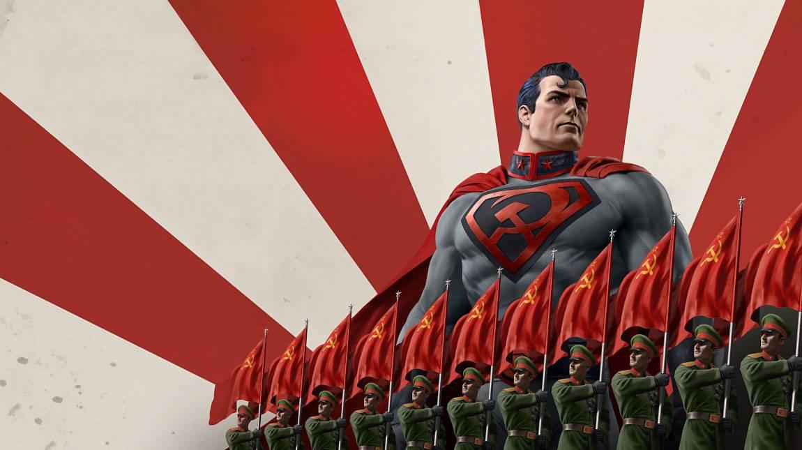 Superman: Red Son - Kritika kép