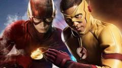 Nagy változásokat ígérnek a The Flash 4. évad első forgatási fotói kép