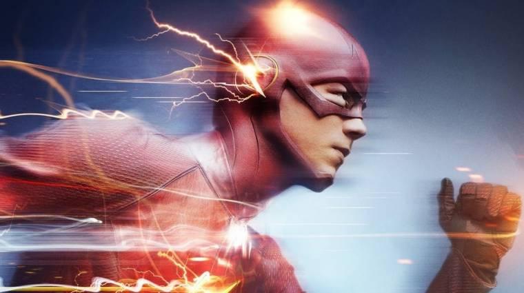 Comic-Con 2017 – titokzatos szamuráj ellen csak Barry Allen segíthet – The Flash 4. évad trailer kép