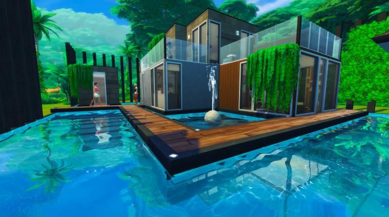 Végre ingyenes tartalommal is bővül a Sims 4 bevezetőkép