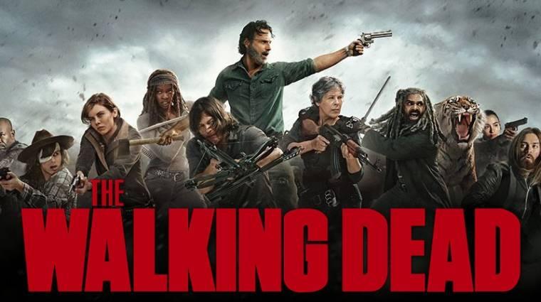 BRÉKING: Az egyik főszereplő kiszáll a The Walking Dead-ből kép