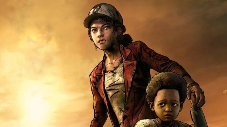 The Walking Dead: The Final Season - megmenekül az utolsó évad bevezetőkép