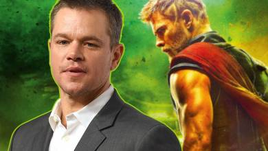 Ilyen lesz Matt Damon cameója a Thor: Ragnarokban?