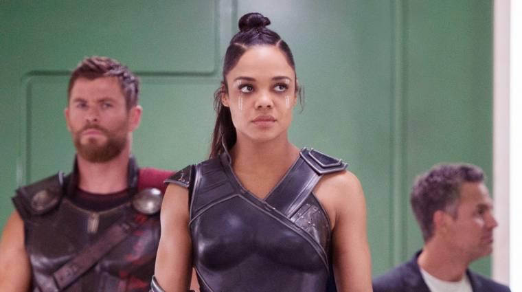 Tessa Thompson szerint tervben van a Thor 4 kép