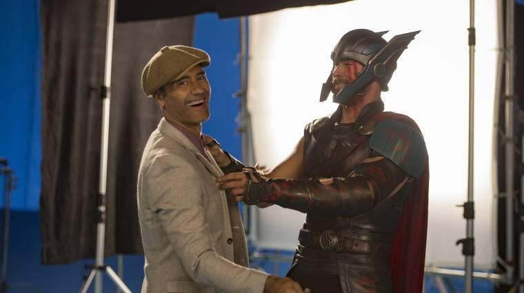 Érdekes sportfilmmel jelentkezik Taika Waititi a Thor folytatása előtt kép