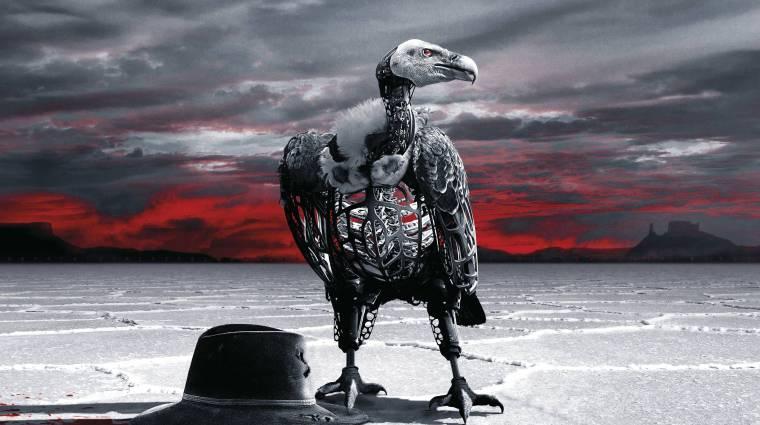 Ilyennek láttuk a Westworld 2. évadának nyitányát kép