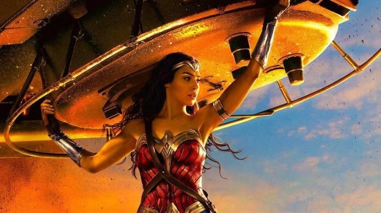A Wonder Woman 2 lehet az első film, amely szabályokkal küzd a szexuális zaklatások ellen kép